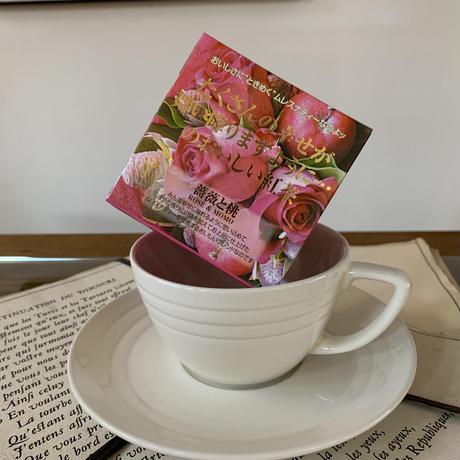 🌱【薔薇と桃】宇治紅茶館がセレクトした David tea collection