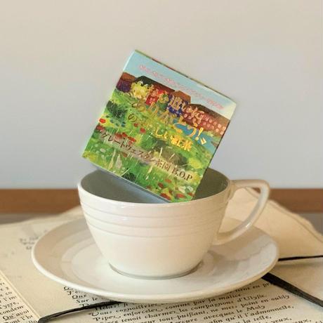 🌱NEW【グレートウェスタン茶園B.O.P】 宇治紅茶館がセレクトした David tea collection