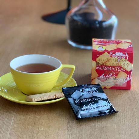 MILK TEA BISCUITs