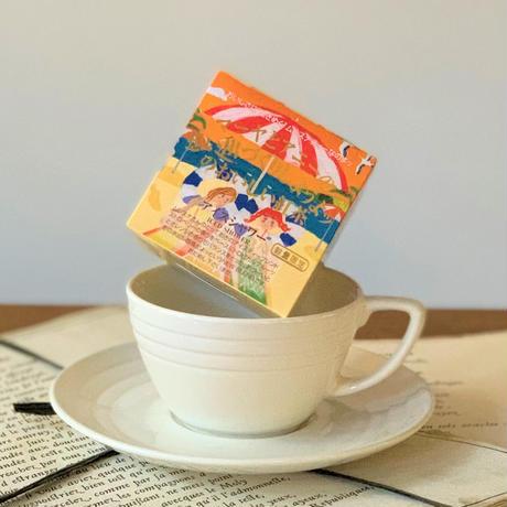🌱NEW【アイスシャワー】 宇治紅茶館がセレクトした David tea collection