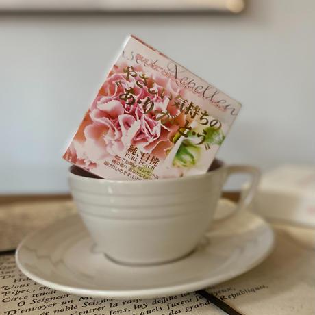 🌱  David tea collection【純 白桃】宇治紅茶館がセレクトした