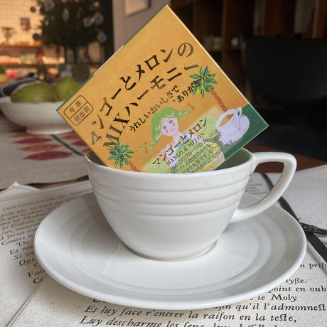 【マンゴーとメロン】宇治紅茶館がセレクトしたDavid tea collection