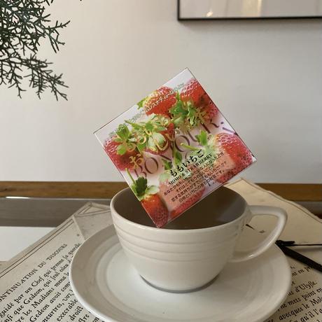 【ももいちご】 宇治紅茶館がセレクトした David tea collection