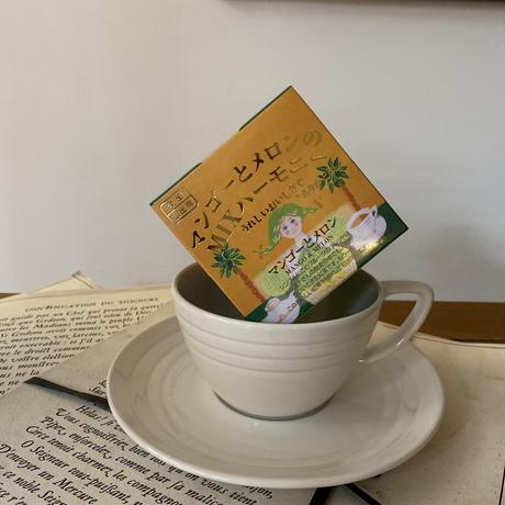 🌱David tea collection【マンゴーとメロン】宇治紅茶館セレクト