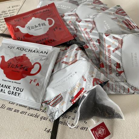 7days tea set(7種類の異なる香りのティーバッグセット)
