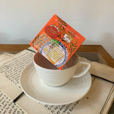 【イングリッシュ ブレックファーストティー】宇治紅茶館がセレクトした David tea collection