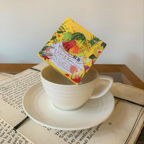 【ミックスジュース ティー】 宇治紅茶館がセレクトした David tea collection