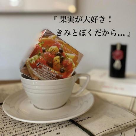 🌱David tea collection【4トロピカル】宇治紅茶館セレクト