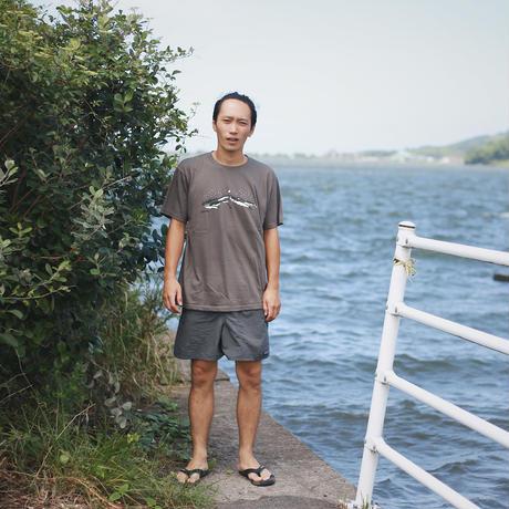 鳥取砂丘のTシャツ