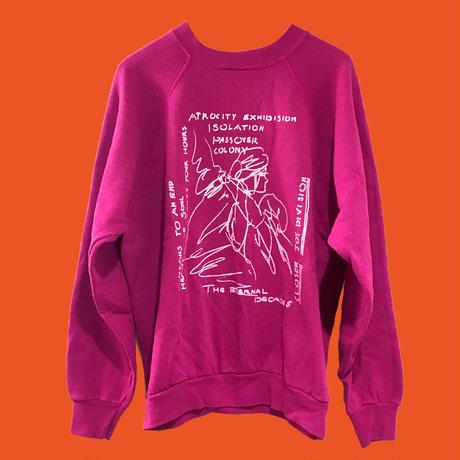 JOY DIVISION  sweat shirt (back print)