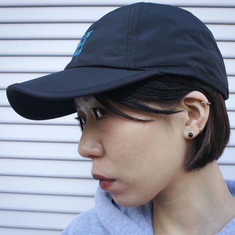 FRANÇOIS PIGNON IS NOT BAKA_nylon  cap_BLACK