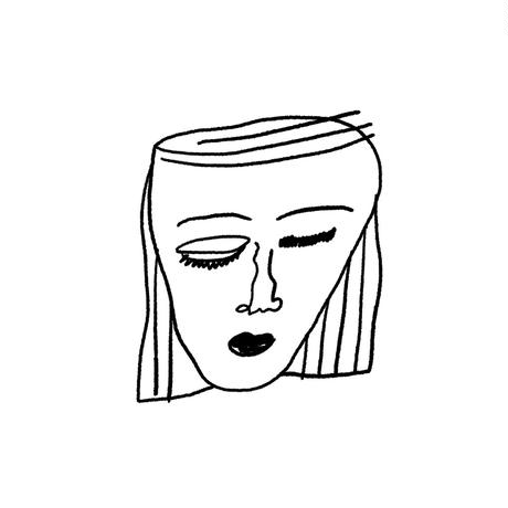 "STICKER  ""FACE"""