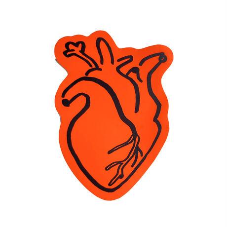 "STICKER ""HEART"""