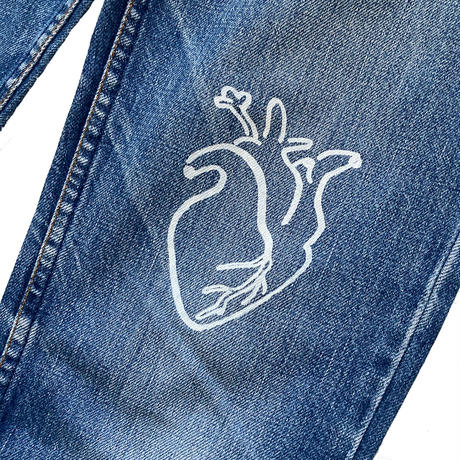 HEART DENIM