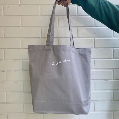 【ight】pocket tote bag