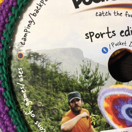 Pocket Disc -コットンフリスビー