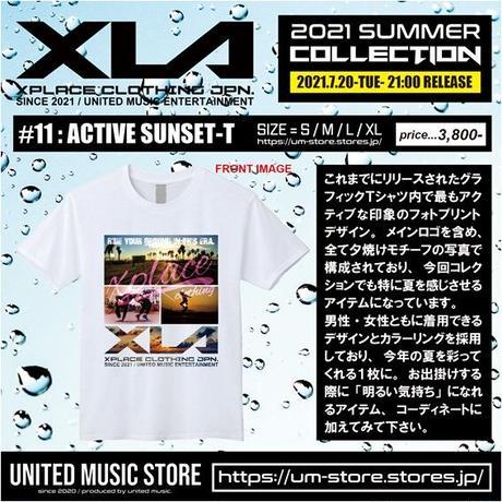【XLA】ACTIVE SUNSET-T