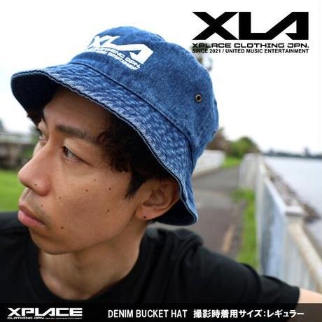 【XLA】DENIM BUCKET HAT