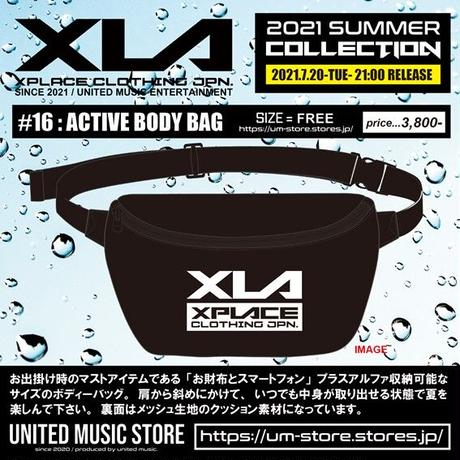 【XLA】ACTIVE BODY BAG