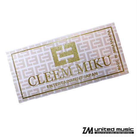 【GOODS】CLEEM MIKU マグネットステッカー(ブリックデザイン)