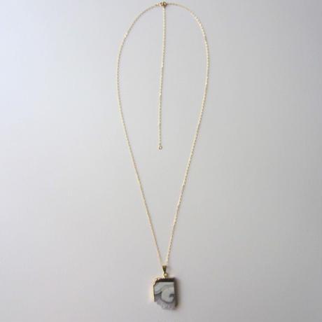 【UN066】 Sedona Amethyst Necklace B 14KGF(セドナアメジストネックレスB)
