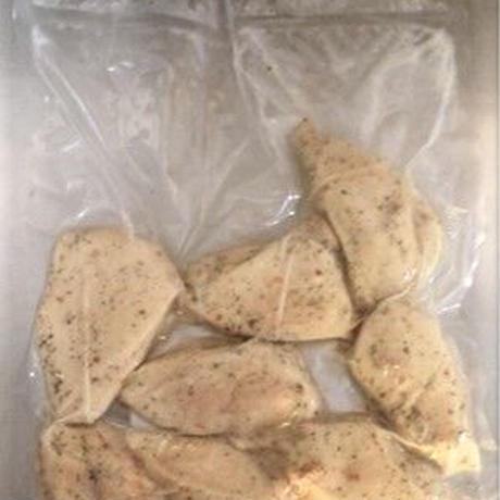 【特価】国産ムネサラダチキン(ハーブ味)8枚入り/袋