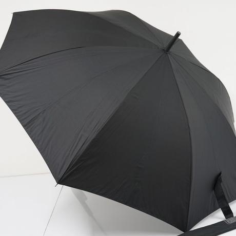 A0483 Unnurella biz by w.p.c アンヌレラ ビズ 紳士傘 USED超美品 濡らさない傘 ブラック シンプル 強力撥水 UV ジャンプ 大判 65cm 中古 ブランド