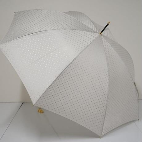Tokyo noble 東京ノーブル 高級傘 USED美品 ラメドット 日本製 60cm 中古 ブランド A0557