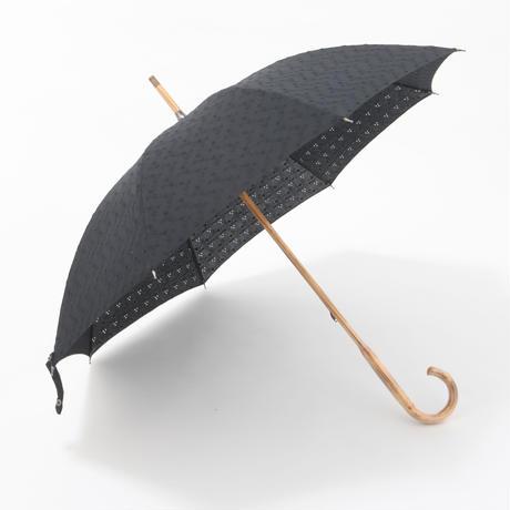 【日本製】最高級パラソル  一本木の日傘専用パラソル 47cm/長傘 [W5276 BL/BE]