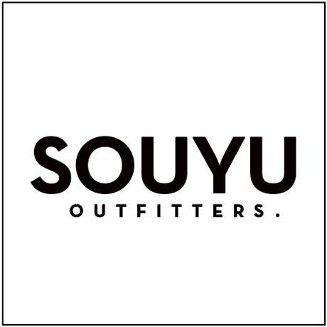 SOUYU OUTFITTERS SOUYUMAN CREW L/S TEE s20-so-23