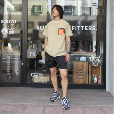 SOUYU OUTFITTERS AWESOME TEE s20-so-11