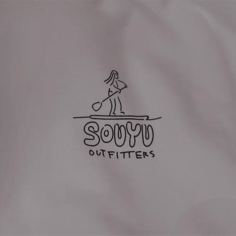SOUYU OUTFITTERS SOUYUMAN HOODED SWEAT s20-so-24