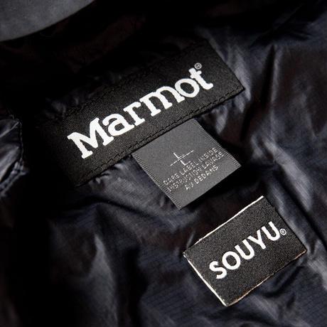【11月上旬~中旬入荷/予約販売中】Marmot×SOUYU. 2in1 COMPONENT JACKET/TOMSJK05SY