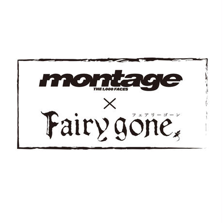 Fairy gone × montage muffler towel