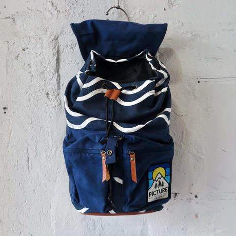 PICTURE JERIKO BACKPACK DARK BLUE