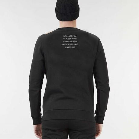 PICTURE ORGANIC CLOTHING - WWF CREW - MSW291