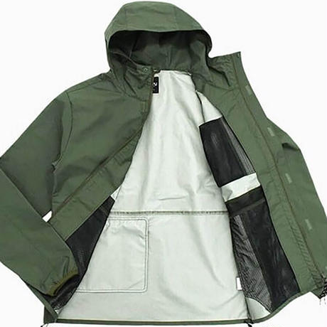 SOUYU OUTFITTERS. SHELL JACKET/s20-so-06