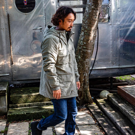 SOUYU OUTFITTERS. FIELD JACKET f20-so-01