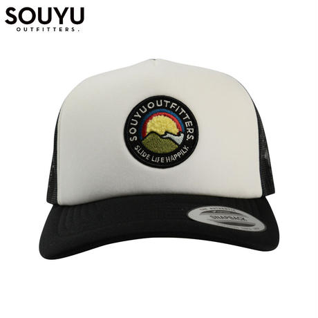 SOUYU OUTFITTERS. HIGH & LOW CAP MESH TYPE/f20-so-G02