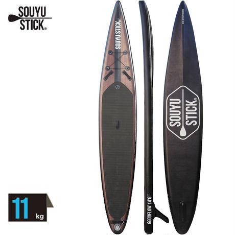 "SOUYU STICK GOOD FLOW 14'0"" 2021年モデル ソーユースティック グッドフロウ 14.0 SUP サップ 漕遊"