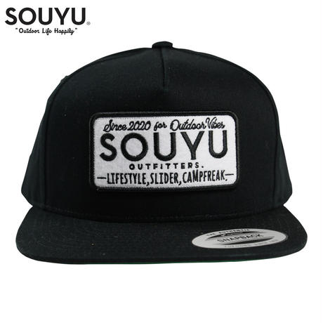 SOUYU OUTFITTERS. RIDERS CAP ERA TYPE/f20-so-G05