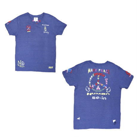 birdog バードック MAKE PEACE T-shirt/115-2020001