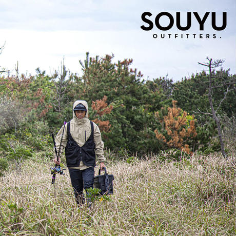 SOUYU OUTFITTERS. CAMPER LIFE VEST/s20-so-01