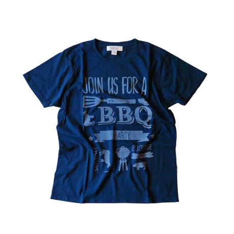 ah-t×JARLD クルーネックTシャツ BBQ