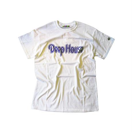 IS-NESS  T-shirt/DEEP HOUSE