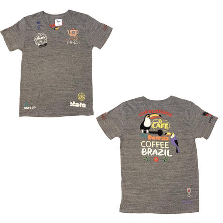 birdog バードック COFFEE BRAZIL T-shirt/115-2020002