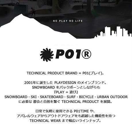 P01(プレイ) P01EYES/YOUNG GUNS 07
