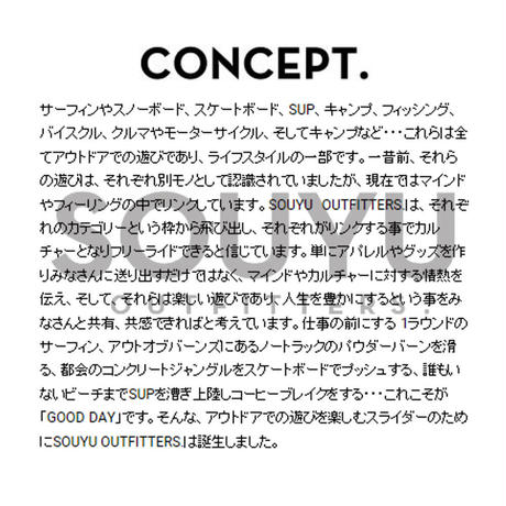 SOUYU OUTFITTERS. CONCEPT COACH JKT/s20-so-12