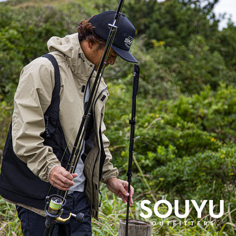 SOUYU OUTFITTERS SHELL JACKET s20-so-06