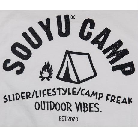 SOUYU OUTFITTERS. CAMP FREAK POCKE TEE/s21-so-02